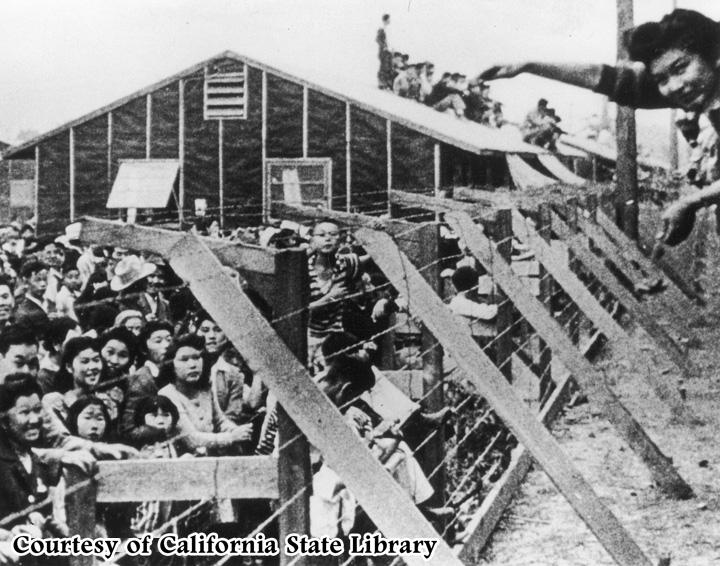Japanese Internment Camp in America