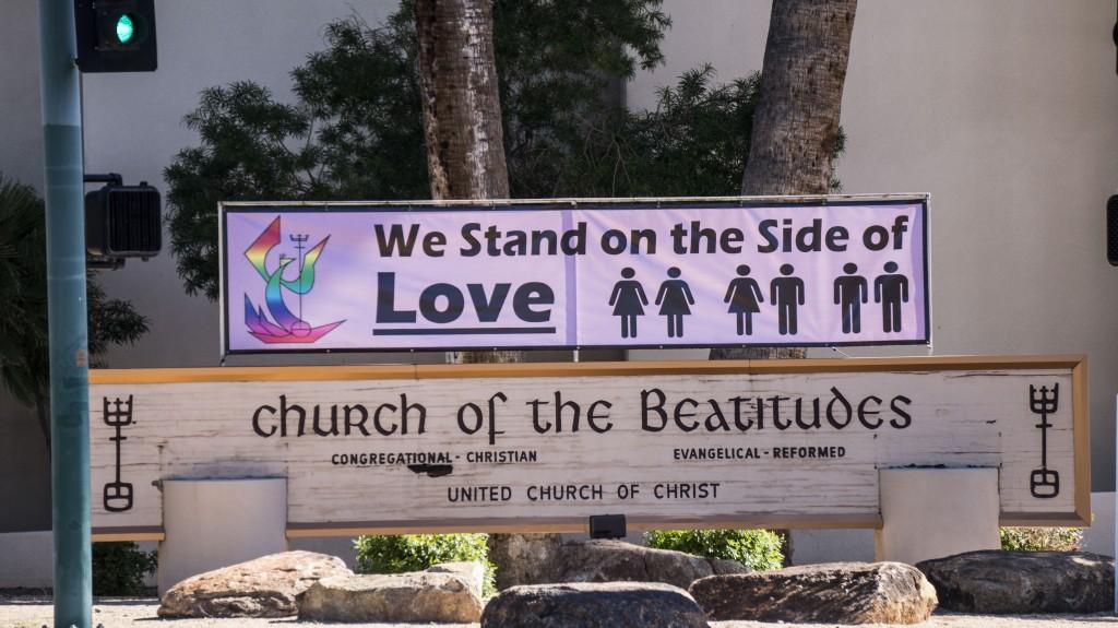 United Church of Christ apostate church in Phoenix, AZ