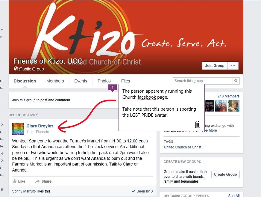 Ktizo UCC 02 Facebook mod is a fag